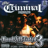 Mr. Criminal: Hood Affiliated, Vol. 3 [PA]