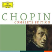 Chopin Complete Edition / DG