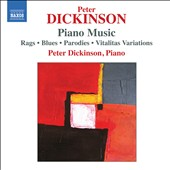 Peter Dickinson: Solo Piano Music