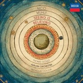 Nico Muhly: Seeing Is Believing / Thomas Gould, Nico Muhly, Nicholas Collon