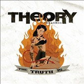Theory of a Deadman: The  Truth Is... [Digipak]