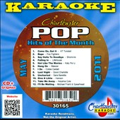 Karaoke: Chartbuster Karaoke: Pop Hits of the Month: May 2011 [Slipcase]