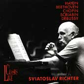 Haydn, Beethoven, Chopin, et al / Sviatoslav Richter