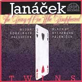 TWINS  Janácek: Diary of One Who Disappeared/ Gedda, Blachut