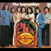 The Impossibles (Thailand): Hot Pepper [Digipak]
