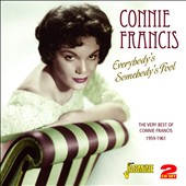 Connie Francis: Everybody's Somebody's Fool: The Very Best of Connie Francis 1959-1961