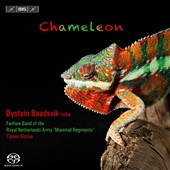 Chameleon: Music for Tuba and Fanfare Band / Øystein Baadsvik
