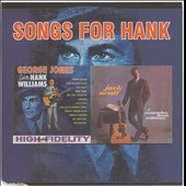 George Jones/Jack Scott: Songs from Hank [Remastered]
