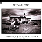 Nueva Espana / Songs and dances from the South West United States