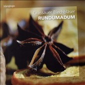 Rundumadum: Bavarian Christmas Favorites / Grassau Brass Ensemble; Wolfgang Diem