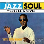 Stevie Wonder: The Jazz Soul of Little Stevie