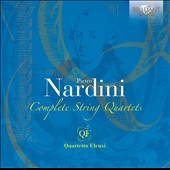 Pietro Nardini (1722-1793) : Complete String Quartets (6) / Quarteto Eleusi