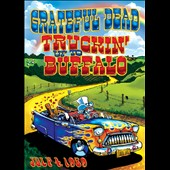 Grateful Dead: Truckin' Up to Buffalo: July 4, 1989 [2013 DVD Re-Release]