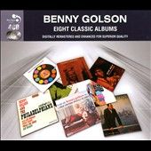 Benny Golson: Eight Classic Albums [Box] *