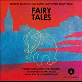 Fairy Tales - Poems & Music for Children by Prokofiev, Saint-Saens, Grieg, Chopin, Stravinsky