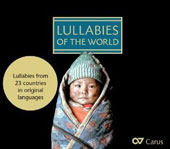 Lullabies of the World / Lullabies from 23 countries in original languages