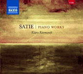 Satie: Piano Works / Klara Kormendi, piano [5 CDs]