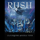 Rush: Clockwork Angels Tour [Blu-Ray]