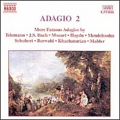 Adagio 2 - Telemann, Bach, Mozart, Haydn, Mendelssohn, et al