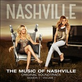 Nashville Cast: Music of Nashville: Season 2, Vol.1 [Deluxe Edition]
