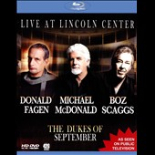 The Dukes of September Rhythm Revue: Live from Lincoln Center [Blu-Ray]