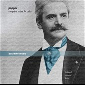 David Popper: Complete Suites for Cello / Alexander Hulshoff, cello; Martin Rummel, piano