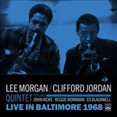 Clifford Jordan/Lee Morgan: Baltimore '68