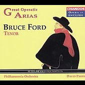 Opera in English - Great Operatic Arias Vol 1 / Ford, et al