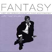 Fantasy - Liszt and Scriabin Piano Masterworks / John Nauman