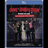 One Direction (UK): Where We Are: Live from San Siro Stadium [Blu-Ray]