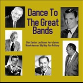 Various Artists: Dance To the Great Bands