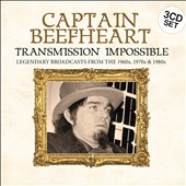 Captain Beefheart: Transmission Impossible [Digipak]