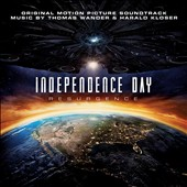 Harald Kloser: Independence Day: Resurgence [Original Motion Picture Soundtrack] [6/17]