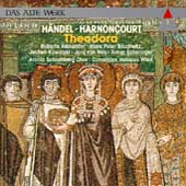Handel: Theodora / Harnoncourt, Alexander, Kowalski