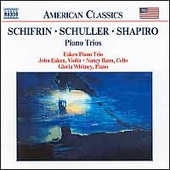 American Classics - Schifrin, Schuller, Shapiro: Piano Trios