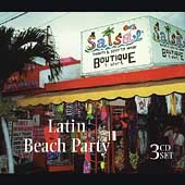 Various Artists: Latin Beach Party