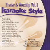 Karaoke: Karaoke Style: Praise and Worship, Vol. 1