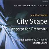 Higdon: City Scape, Concerto for Orchestra / Spano, Atlanta
