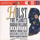 Basic 100 Vol 27 - Holst: The Planets;  Vaughan Williams