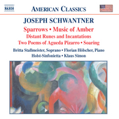 American Classics - Schwanter: Sparrows, etc / Klaus Simon
