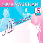 Sarah Vaughan: Memories [Box]