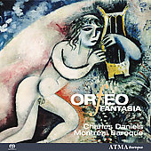 Orfeo Fantasia - Monteverdi, Hume, et al / Daniels, et al