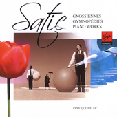 Satie: Gymnopedies, Gnossiennes, etc / Queffelec