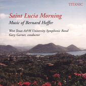 Hoffer: Saint Lucia Morning / West Texas A&M University