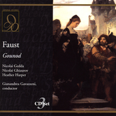 Gounod: Faust / Gavazzeni, Gedda, Ghiaurov, Harper, et al