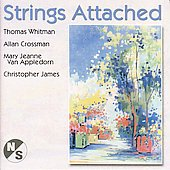 Strings Attached - Whitman, Crossman, et al