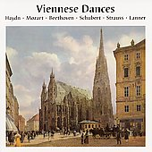 Viennese Dances / Angerer, Vienna Volksoper