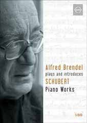 Alfred Brendel Plays and Introduces Schubert [5DVD]