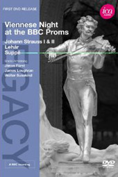 Viennese Night at The Proms / Strauss, Lehar, von Suppe [DVD]