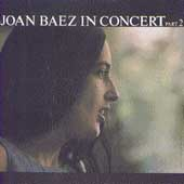 Joan Baez: Joan Baez in Concert, Pt. 2 [Bonus Tracks] [Remaster]